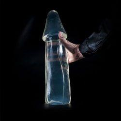 Mister B - Super Wouter (przeźroczyste) - produkt z kategorii- Masturbatory i pochwy