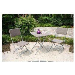 Miloo Zestaw mebli ogrodowych  petra, kategoria: zestawy ogrodowe