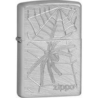 Zapalniczka ZIPPO Spider Web Classic, Brushed Chrom (Z27060) ()