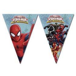 Twojestroje.pl Girlanda trójkąty spiderman ultimate 2,3 m (5201184851623)