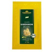 Organiczny kardamon zielony - mielony 10g