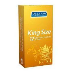 King Size (1 op./12 szt.) szersze i dłuższe z kategorii Prezerwatywy