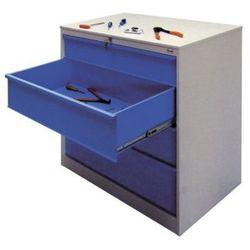 Malow Szafka warsztatowa szw 301 na narzędzia metalowa szuflady