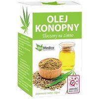 Olej konopny 100 ml () wyprodukowany przez Ekamedica