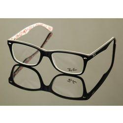 rx 5228 5014 okulary korekcyjne + darmowa dostawa i zwrot, marki Ray-ban