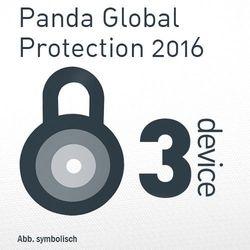 Panda Global Protection 2016 Multi Device PL ESD 3 Urządzenia, towar z kategorii: Programy antywirusowe, zabe