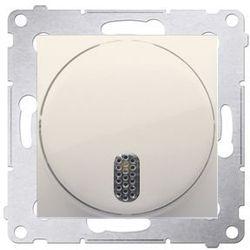 Ospel Dzwonek elektroniczny 230v~ kremowy - dds1.01/41 simon 54 premium