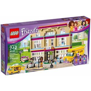 Lego FRIENDS Szkoła artystyczna heartlake heartlake performance school 41134