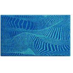 Grund dywanik łazienkowy karim 13, niebieski, 60x100 cm