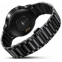 Huawei Bransoleta Błyszcząca do Huawei W1 czarna