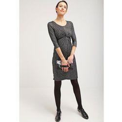 MAMALICIOUS MLASTI Sukienka z dżerseju black - produkt z kategorii- Sukienki ciążowe
