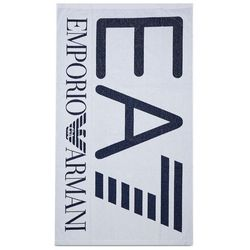 Ręcznik EA7 EMPORIO ARMANI - 904007 1P790 00010 Bianco