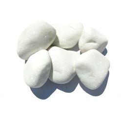 Kamień thasos white otoczak 40-80 mm marki Stones garden źródła ogrodowych inspiracji