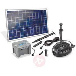 Solarna pompa stawowa LED - system Roma