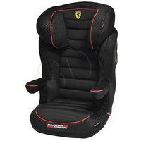 Fotelik samochodowy Ferrari Migo Sirius (Black 15kg-36kg)- wysyłamy do 18:30