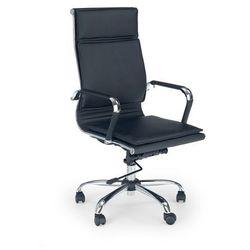 MANTUS fotel gabinetowy czarny, H_2010001145721