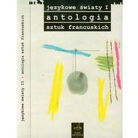 Językowe światy 1-2 Antologia sztuk francuskich. (732 str.)