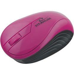 Esperanza TITANUM MYSZ BEZPRZEWODOWA OPTYCZNA TM115P NEON RÓŻOWA - produkt z kategorii- Myszy, trackballe i wskaźniki