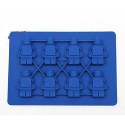 Foremka silikonowa roboty lego czekoladki ciastka 8 marki Ritz