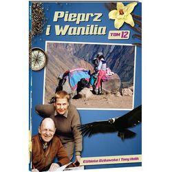 Pieprz i wanilia. Tom 12 (booklet DVD)