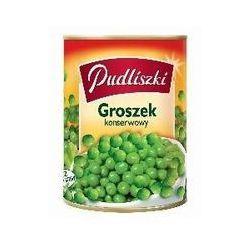 Pudliszki groszek konserwowy 400g, marki Hjh polska sp. z o. o. pudliszki