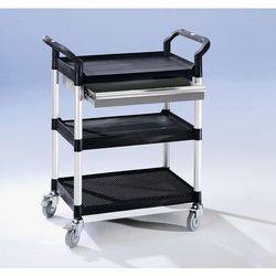 Unbekannt Wózek uniwersalny z szufladami,dł. x szer. x wys. 850 x 480 x 1000 mm, 1 szuflada