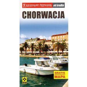 Chorwacja Od Środka. Kieszonkowy Przewodnik + Mapa (102 str.)