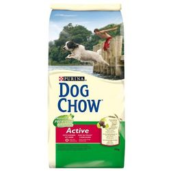 PURINA DOG CHOW Active 3kg (7613031642960)