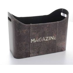 gazetnik magazine/news 32cm, 45x22x32cm marki Dekoria