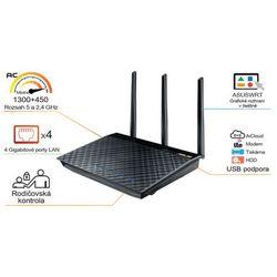Asus RT-AC66U - produkt z kategorii- Routery i modemy ADSL