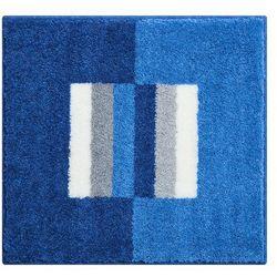 Grund dywanik łazienkowy capricio, niebieski, 55x60 cm