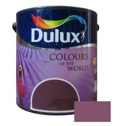 Emulsja Dulux Kolory Świata 2,5l Prowansja - Fiolety i róże