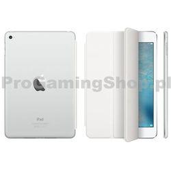 Etui oryginalne Smart Cover do Apple iPad Mini 4, White (etui na tablet)