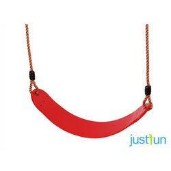 Huśtawka elastyczna ECO - czerwony z kategorii huśtawki ogrodowe