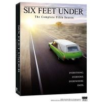 Film  sześć stóp pod ziemią (sezon 5) six feet under marki Galapagos