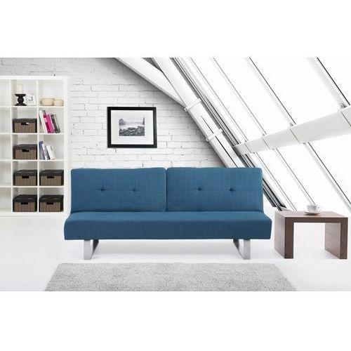 Rozkladana  ruchome oparcie - DUBLIN niebieski, marki Beliani do zakupu w Beliani