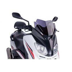 Szyba PUIG V-Tech Sport do Yamaha X-Max 125/250 10-13 (lekko przyciemniana) - produkt z kategorii- Owiewki mot