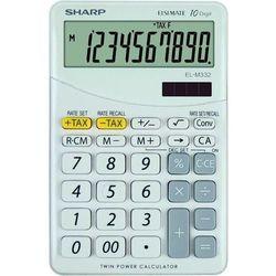 Kalkulator Sharp ELM332BWH Darmowy odbiór w 20 miastach! (4974019026510)