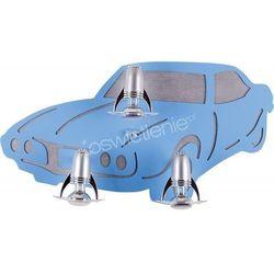 AUTO III blue - lampa dziecięca z kategorii Pozostałe oświetlenie