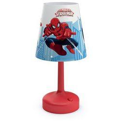 Philips 71796/40/P0 - LED Lampa dziecięca SPIDER-MAN 1xLED/0,6W/4,5V