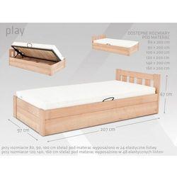 Łóżko PLAY różne rozmiary do wyboru