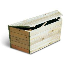 Ławka ze skrzynią do dużych altan - produkt z kategorii- Ławki ogrodowe