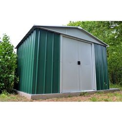 Domek ogrodowy blaszany  emerald deluxe 2020 x 1370 od producenta Yardmaster