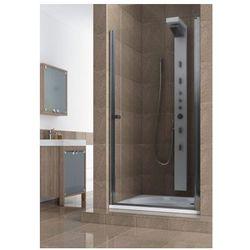 AQUAFORM drzwi Silva 100 wnękowe uchylne 103-05559/103-05560 (drzwi prysznicowe)