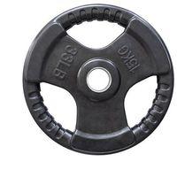 tok-15 - 17-6-207 - talerz olimpijski ogumowany 15kg - 15 kg marki Hms