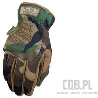 Rękawice  fastfit woodland camo marki Mechanix wear