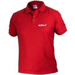 Dedra Koszulka polo bh5pc-l czerwony (rozmiar l)
