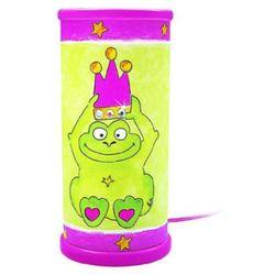 lampka dekoracyjna żabka inkl. świeczka led od producenta Waldi