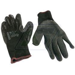 Rękawice robocze Geko czarne 9 G73572