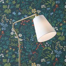 Lampa podłogowa TINDRA floor AB/white 106871 - Markslojd - Mega rabat w koszyku, kolor antyczny,
